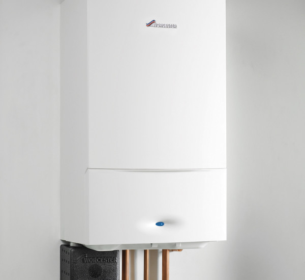 An image of a Worcester Bosch CondenseSure Installed by a heating engineer in Leicester