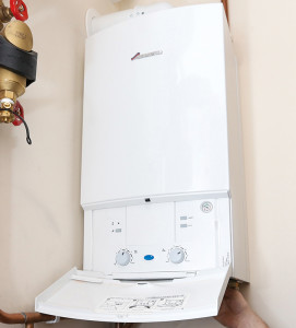 An image showing a Bosch Boiler installed by a Gas Safe Engineer in Leicester