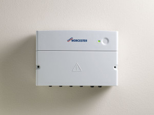 An image of a Worcester smart control panel