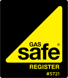 An image of the Gas Safe Registered logo to demonstrate that EGP Plumbers are on the Gas Safe Register