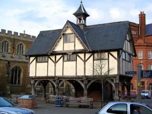 An image of a Market Harborough gramma school