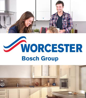 An image of the Worcester Bosch group logo