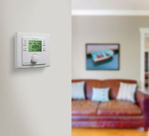An image of a Worcester RF Wall Mounted Programmer