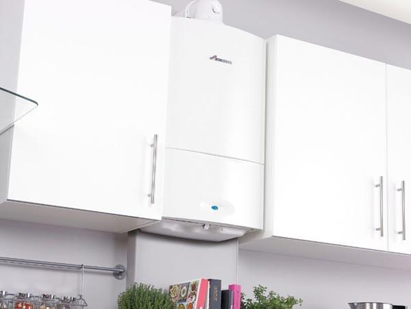 Worcester Bosch Greenstar 27i-30i System Insitu