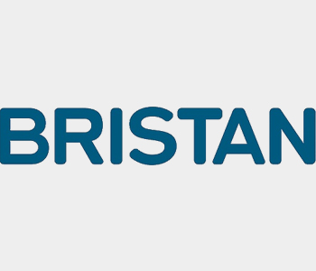 An image of the BRISTAN bathrooms logo that EGP Plumbers install in Market Harborough