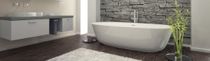 An image of a luxury bathroom fitted by EGP Plumbers